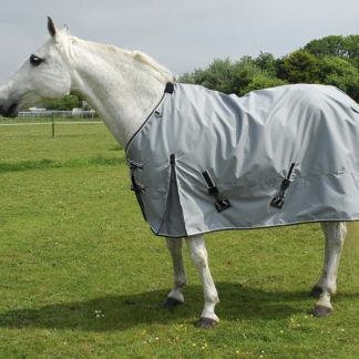 Rhinegold Elite Monsoon Rug - Neck Cover Included