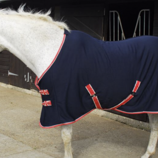 Rhinegold 'Smart-Tec' Jersey Fleece backed Cooler Rug
