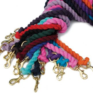 Rhinegold Cotton Lead Rope