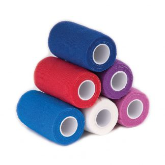 Halequin Cohesive Flexible Wrap Bandages