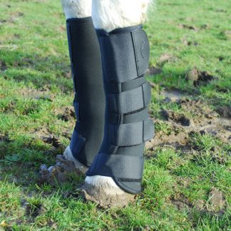 Rhinegold Breathable Neopreme Turnout Boots