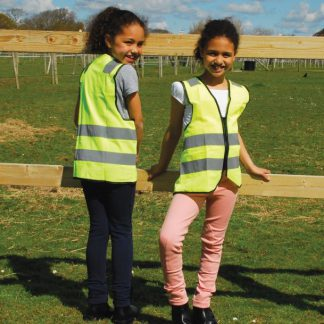Harlequin Childs High Viz Tabard