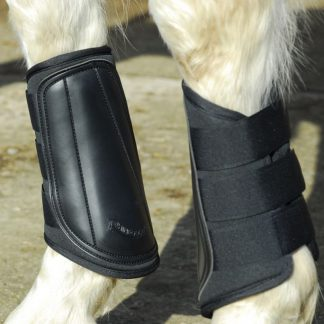 Rhinegold Breathable Neopreme Brushing Boots
