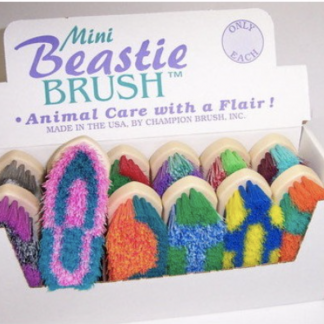 Beastie Mini Dandy Brush